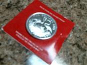 ELIZABETH II Silver Coin BAHAMA ISLANDS